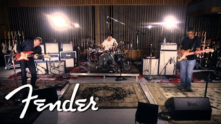 Fender Studio Sessions: Michael Landau Group Performs 'Renegade Destruction'