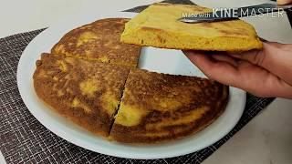 Необычный ОВСЯНОБЛИН! Правильное Питание! FISH HORSEY pancake!!