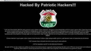 Turkish and Assyrian Web Sites hacked by Kurdish Hackers
