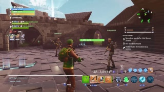 Fortnite save the world Live Giveaway Legacy storm blades