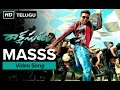 Masss (Video Song) I Rakshasudu | Suriya & Nayantara