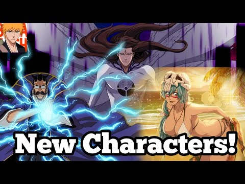 Butterfly Aizen! Swimsuit Nelliel! Tessai! New Upcoming Characters For EN! | Bleach Mobile 3D CN