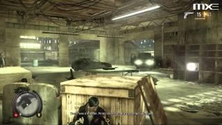 Sleeping Dogs - Shooting Tutorial Gameplay HD