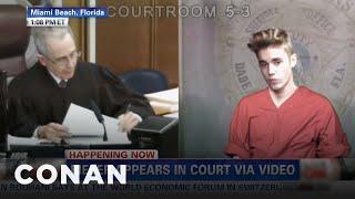 Justin Bieber's Bratty Court Appearance