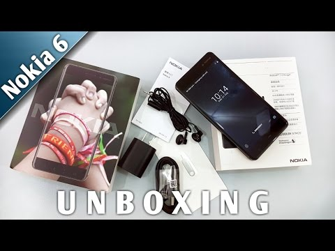 Nokia 6 Unboxing | First impression  | [URDU/HINDI]