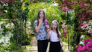 The Magic Garden! Blume Dolls