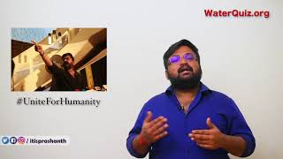 #UniteForHumanity - A salute to STR!