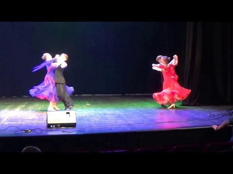 Grupa taneczna TAKT walc wiedeński z dobrego serca maj 2017