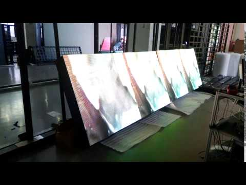 LED display billboard P10 SMD Outdoor LED Screen