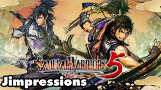 Samurai Warriors 5 - New Look, Old Garbage (Jimpressions) (Video Game Video Review)