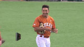 Texas Baseball vs McLennan Community College LHN Highlights [Oct. 15, 2018]