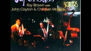 Play Brown Funk (For Ray)