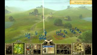 Lets play King Arthur- The Role-Playing War Game (Part I)