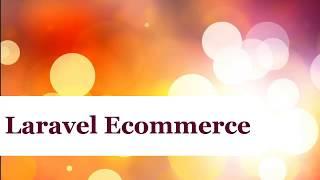 Wie Das Erstellen Von E-Commerce-Website In Laravel
