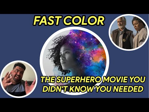 Fast Color (2019) - Movie Review
