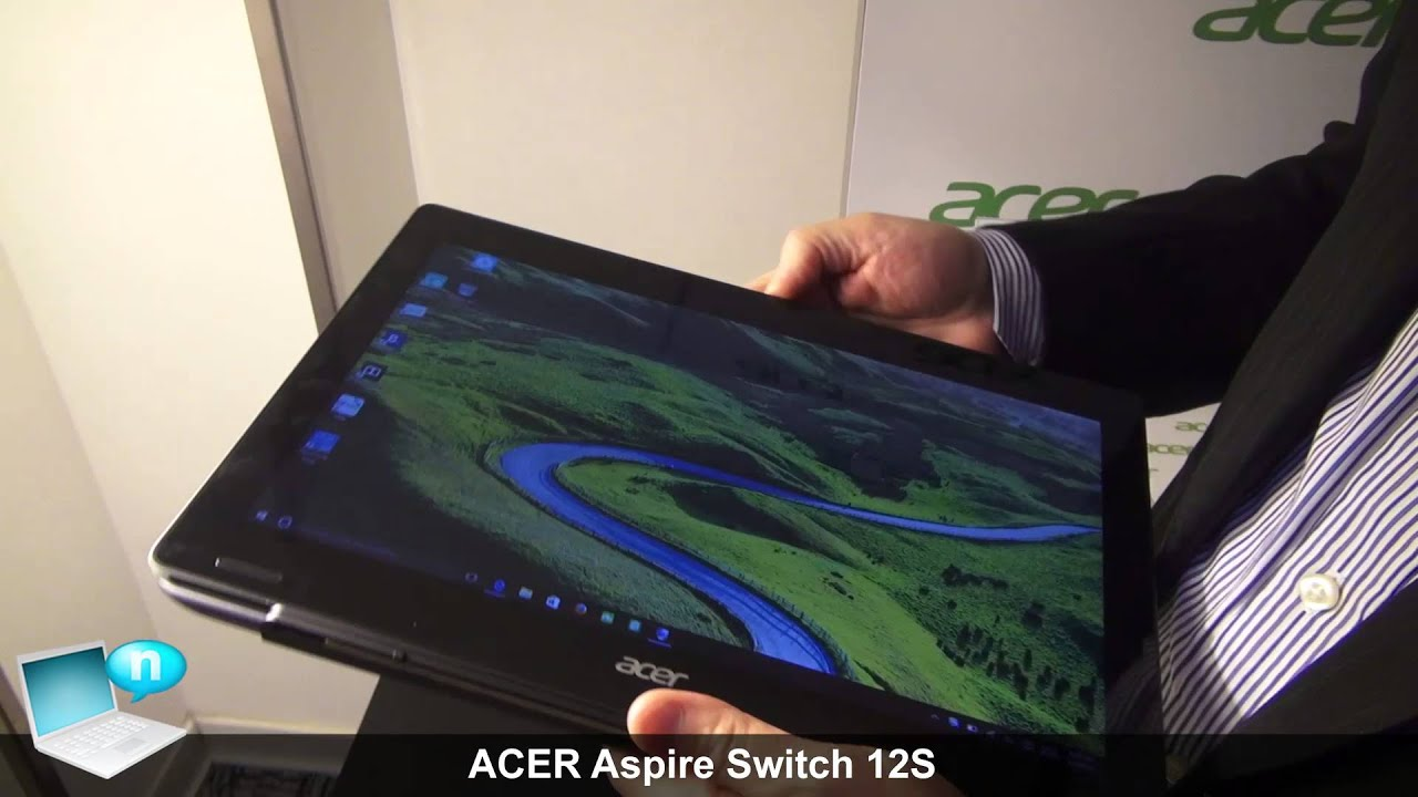 DRIVERS: ACER ASPIRE SWITCH 12S SW7-272