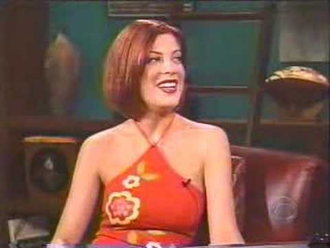 Tori Spelling - [Jul-1999] - interview (part 1)
