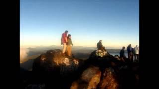 2009 02 Volcán Santa María