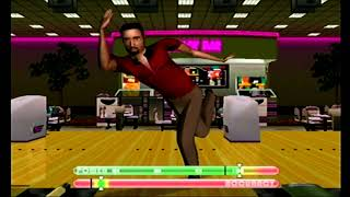Strike Force Bowling Gamecube
