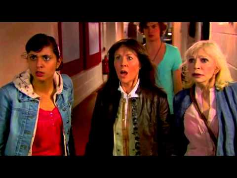 "The Sarah Jane Adventures: ""Hello Sarah Jane"" Unscored Scene"