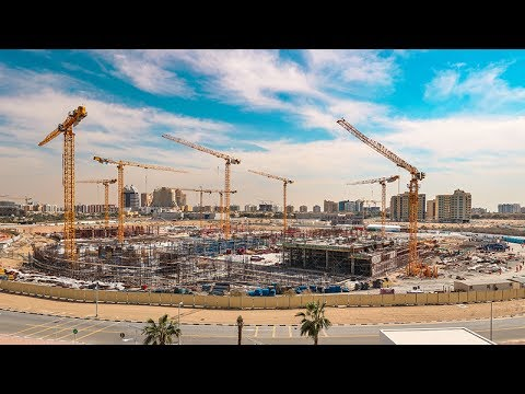 Silicon Park | Dubai Silicon Oasis Authority - Construction Documentary