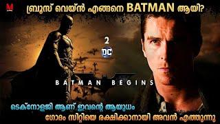BATMAN BEGINS Malayalam Explanation | Thriller | Movie Flix Malayalam | Cinemalokam | Trading