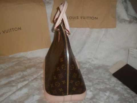 64fcb569b568 LOUIS VUITTON ALMA MM - YouTube