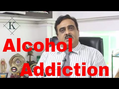 Alcohol addiction how to overcome ( in Hindi ) by KAILASH MANTRY