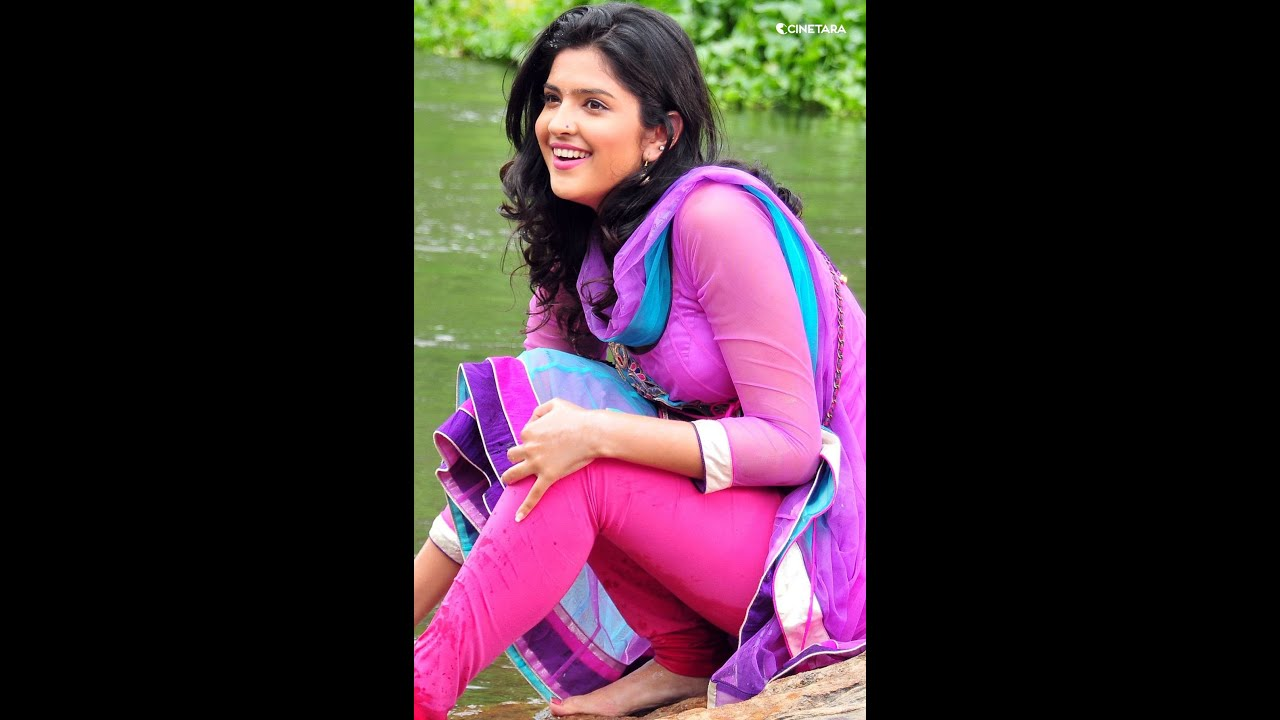 actress deeksha seth cute stills in salwar - youtube