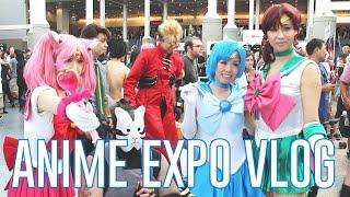 Anime Expo 2014 VLOG