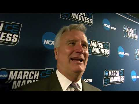 K-State vs UC Irvine Post Game Locker Room: Bruce Weber