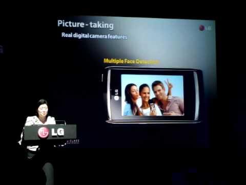 新加坡電系展 LG GC900簡報 @ mobile01