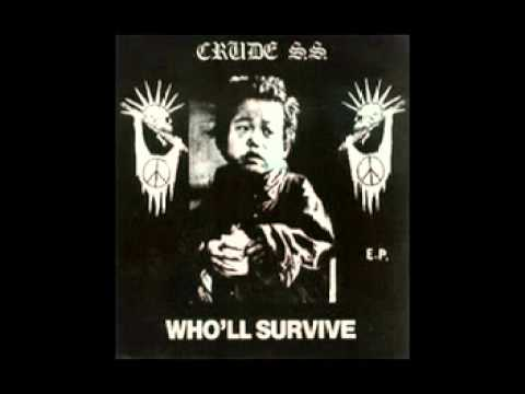 Crude S.S - Who'll Survive EP