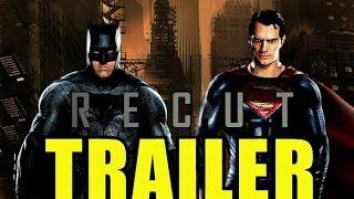 BATMAN v SUPERMAN: Mortal Edition [FAN-RECUT] Movie Trailer
