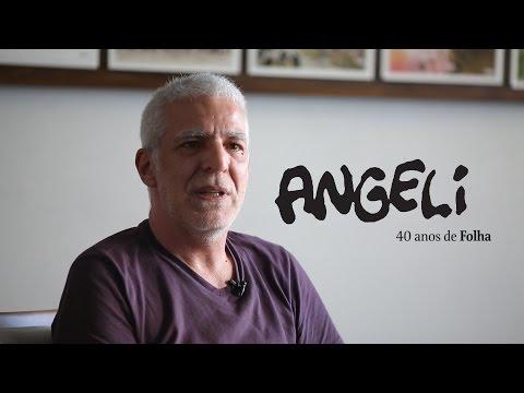 Angeli: 40 anos de Folha