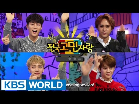 Hello Counselor - Gikwang, Doojoon, Yoseob, Dongwoon (2014.11.10)