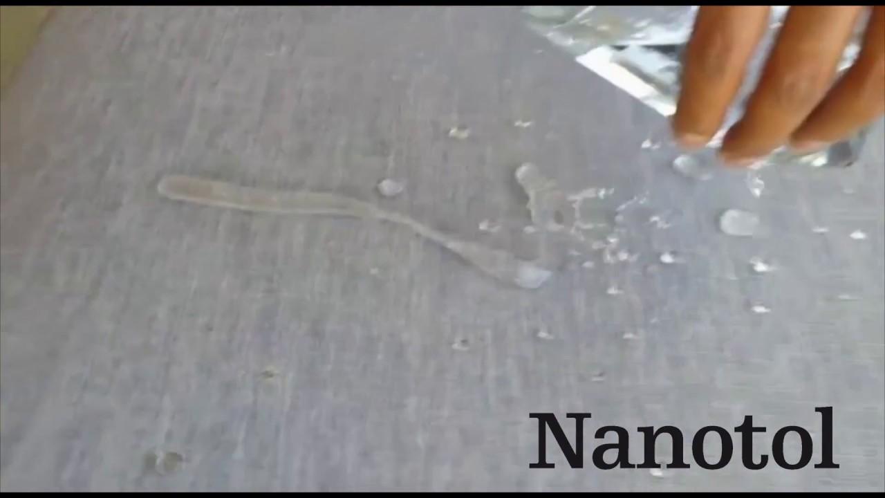 Nanotol Textil Protector - Imprägnierung für die Couch