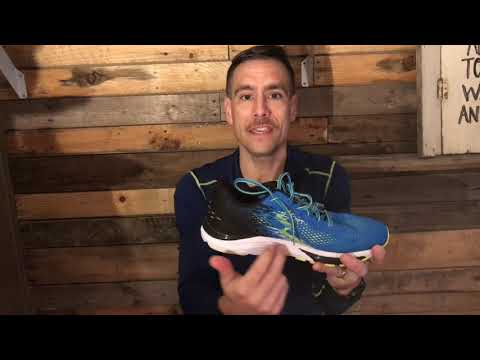 Running Shoe Review: 361 Degrees Spire 3