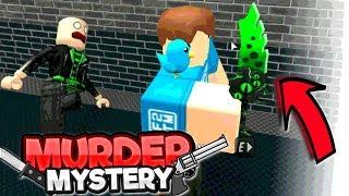 Glitching in Murder?!?! ROBLOX Murder Mystery 2 with Fraser2theMax, SallyGreenGamer Geegee92
