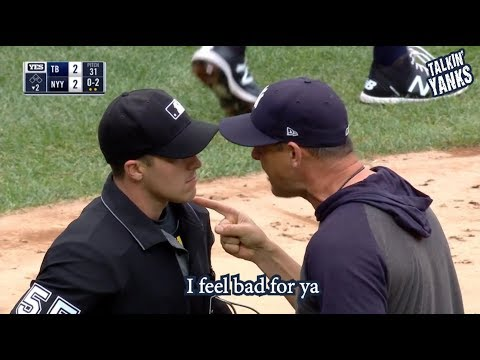 The Steve Czaban Show - NSFW: Yankee's Manager Goes Off!
