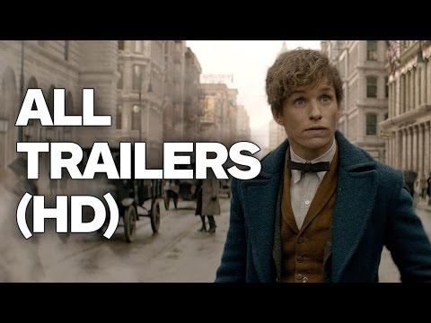 Thumbnail: Fantastic Beasts and Where To Find Them - All Trailers (2016)