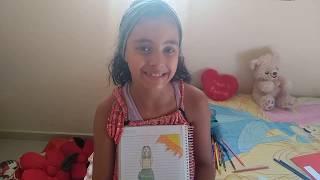 Desenhando com a Maju