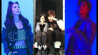 SMTOWN BEST FRIENDS - BOA AND YUNHO