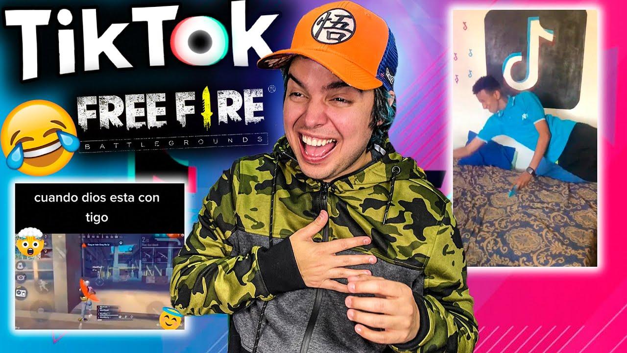 LOS MEJORES TIK TOKS DE FREE FIRE!!