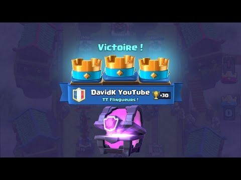 Clash Royale PACK OPENING MAGICAL CHEST