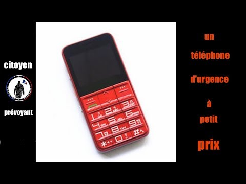 le dumb phone un t l phone d 39 urgence petit prix youtube. Black Bedroom Furniture Sets. Home Design Ideas