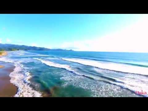 Phantom 4 Footage - Mong Mong Secret Beach at Lhok Nga, Banda Aceh Indonesia