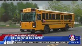 Lawmaker introduces bill to require seat belts on Utah school buses