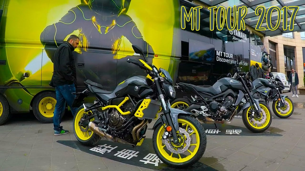yamaha mt tour 2017 mt 125 mt 03 mt 07 mt 09 mt. Black Bedroom Furniture Sets. Home Design Ideas