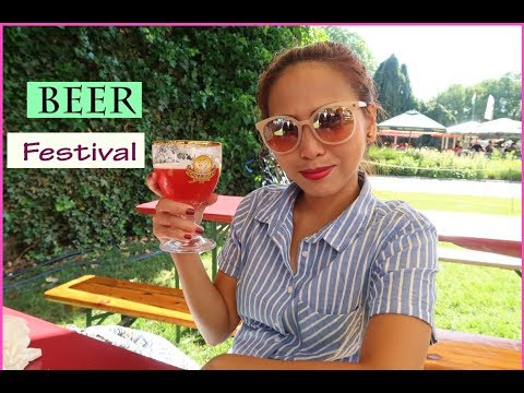 BEER FESTIVAL in DEUTSCHE ECK -KOBLENZ